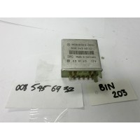 0085456932 Daytime Running Lights  Relay