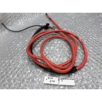 2205400530 Positive Battery Cable Line Trunk To Engine Wiring Wire