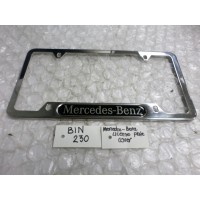 Licence Plate Cover For Mercedes Benz