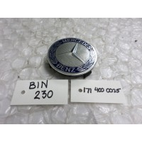 1714000025 Center Hub Cap For Alloy Wheel Blue